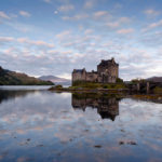The tranquil landscapes of Scotland