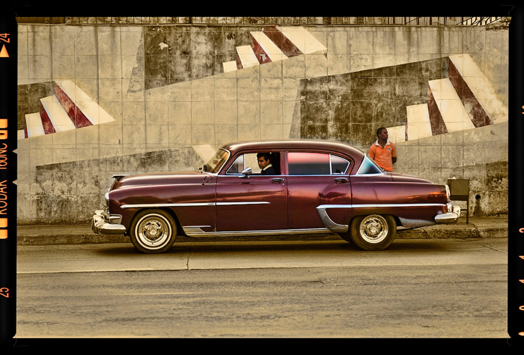 Classic Cars of Cuba world travel photos